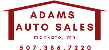 Adams Auto Sales Logo
