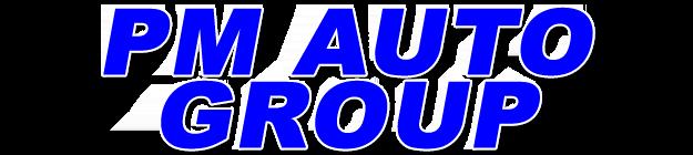 PM Auto Group LLC Logo