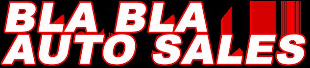 Bla Bla Auto Sales Logo