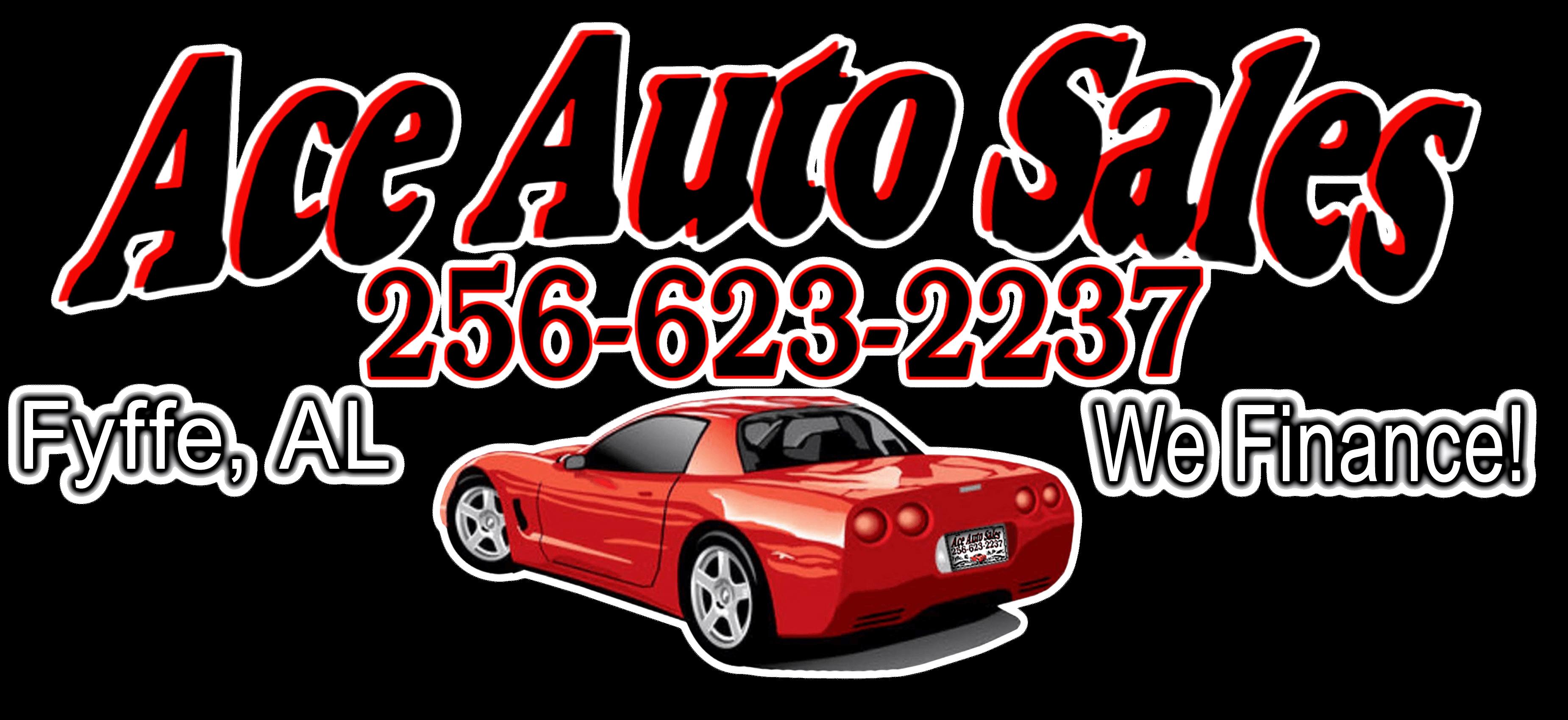 Ace Auto Sales Logo