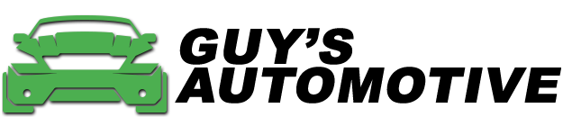 Guy's Automotive Logo
