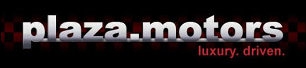 Plaza Motors Logo
