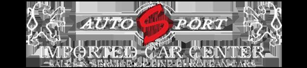 AutoSport / Imported Car Center Logo
