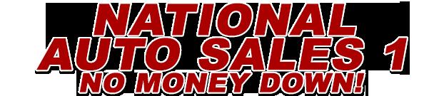 National Auto Sales 1 Logo