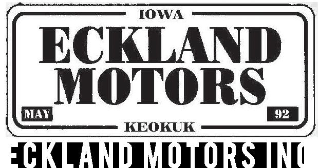 Eckland Motors Inc Logo