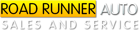 Road Runner Auto Sales and Service Logo