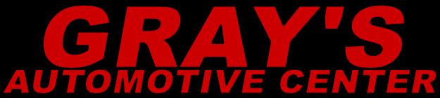 Gray's Automotive Center Logo