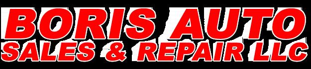 Boris Auto Sales & Repair LLC Logo