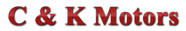 C & K Motors Logo