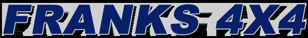Franks 4X4 Logo