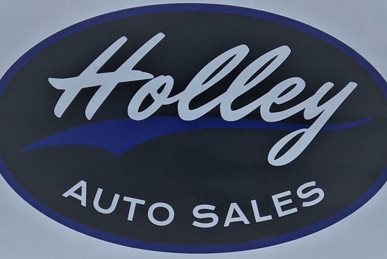 Holley Auto Sales Logo