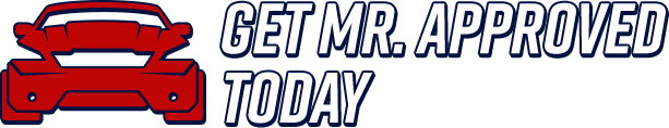 Get Mr Approved Today Logo