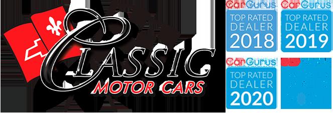Classic Motor Cars Logo