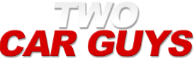 Two Car Guys Logo