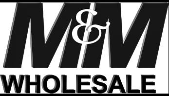 M&M Wholesale Logo