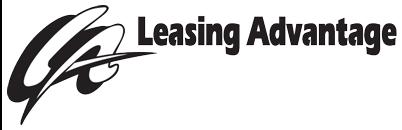 The Leasing Advantage Logo