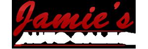 Jamie's Auto Sales Logo
