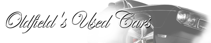 Oldfield's Used Cars Logo