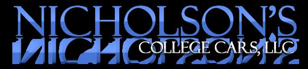 Nicholson's College Cars Logo