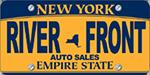 River Front Auto Sales Logo