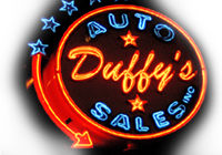 Duffy's Auto Sales Inc. Logo