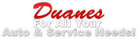 Duanes Repair Inc. Logo