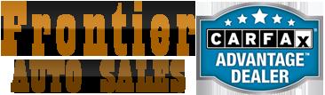 Frontier Auto Sales Logo