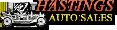 Hastings Auto Sales Logo