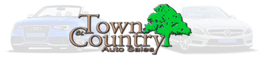 Town & Country Auto Sales Logo