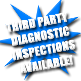 diagnostic inspections