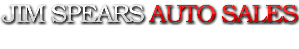 Jim Spear's Auto Sales Logo