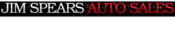 Jim Spear's Auto Sales Logo