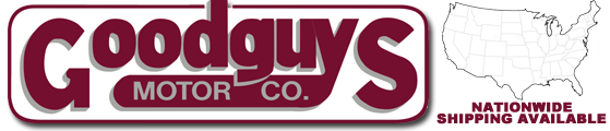 Goodguys Motor Co. Logo