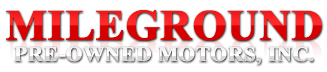 Mileground Pre-Owned Motors, Inc. Logo