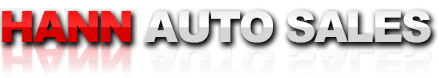 Hann Auto Sales Logo
