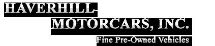 Haverhill Motorcars, Inc. Logo