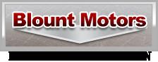 Blount Motors Logo