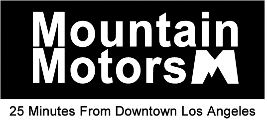 Mountain Motors Logo