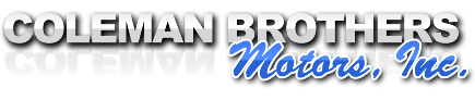 Coleman Brothers Motors Inc. Logo