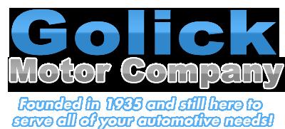 Golick Motor Company Logo