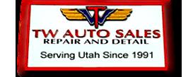TW Auto Sales Logo