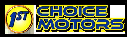 1st Choice Motors Logo