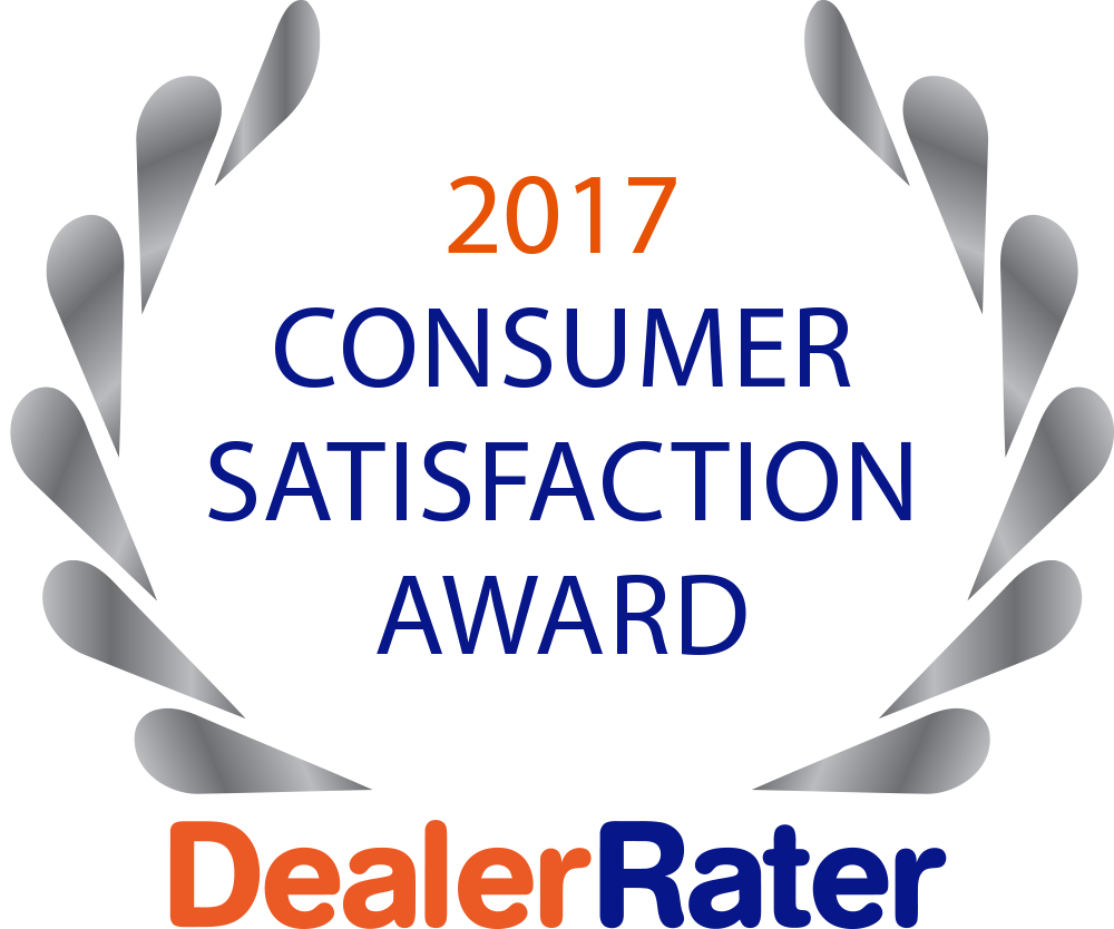 Dealer Rater Award