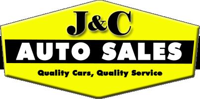 J & C Auto Sales Logo