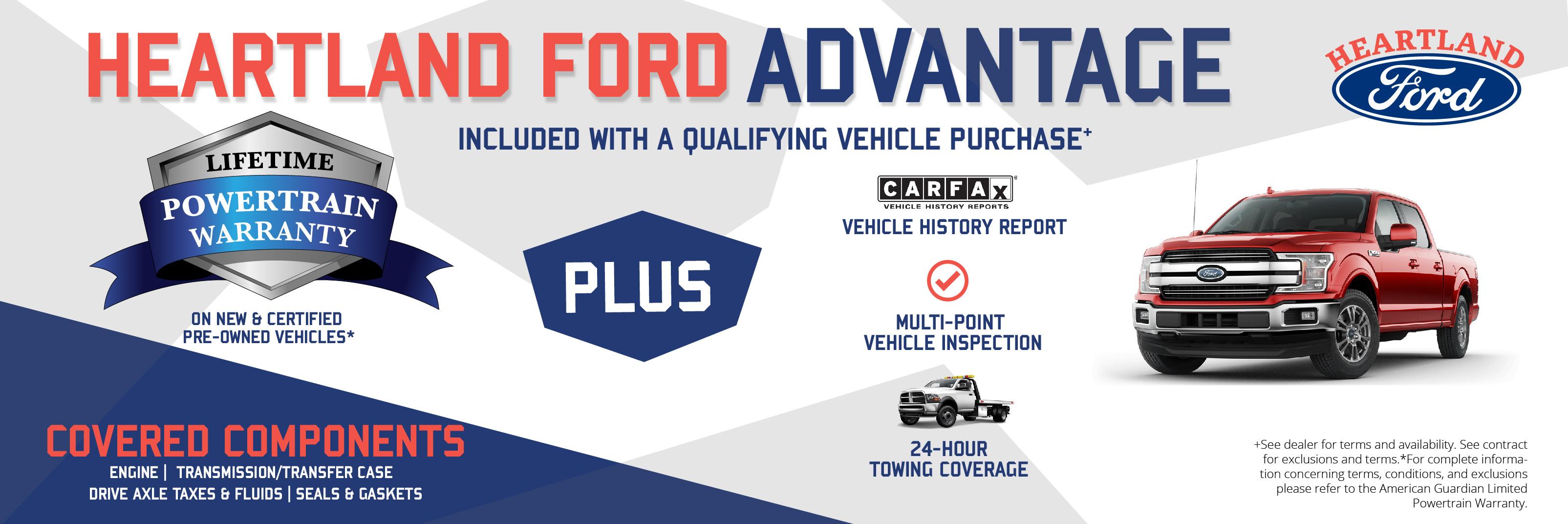Heartland Ford Advantage