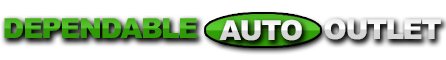Dependable Auto Outlet Logo