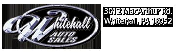 Whitehall Auto Sales Logo