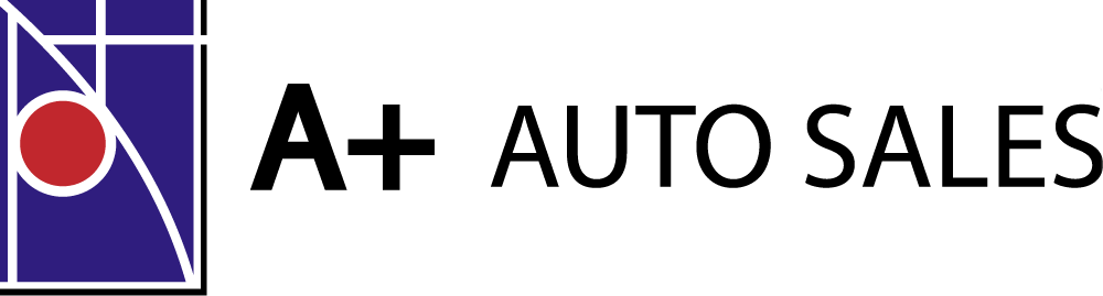 A Plus Auto Sales Logo