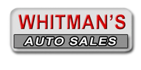 Whitman's Auto Sales Logo