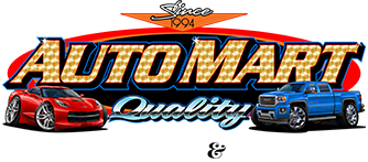 Auto Mart Quality Trucks & Cars Logo